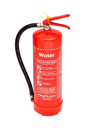 Midland Fire - 6 Litre Water fire Extinguisher with additive