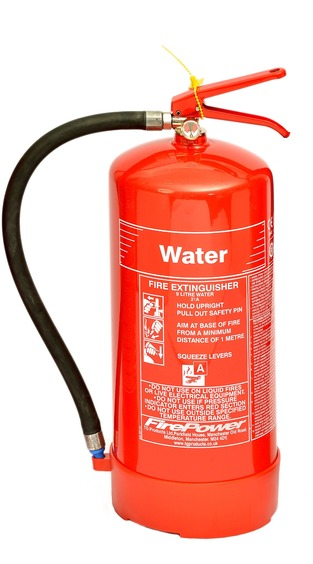 Midland Fire - 9 Litre Water fire Extinguisher