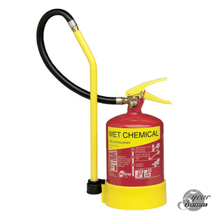 Midland Fire - 3 Litre Wet Chemical Fire Extinguisher