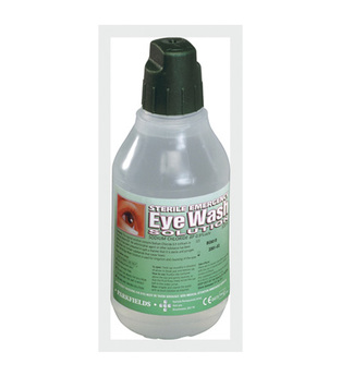 Midland Fire - First Aid - Eye Wash Station Refill Bottle