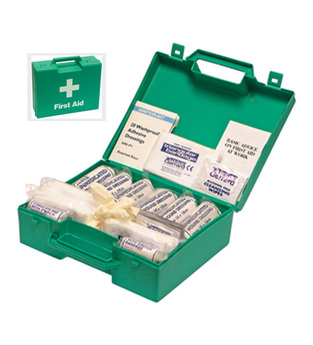Midland Fire - First Aid kit 1-50 Employees